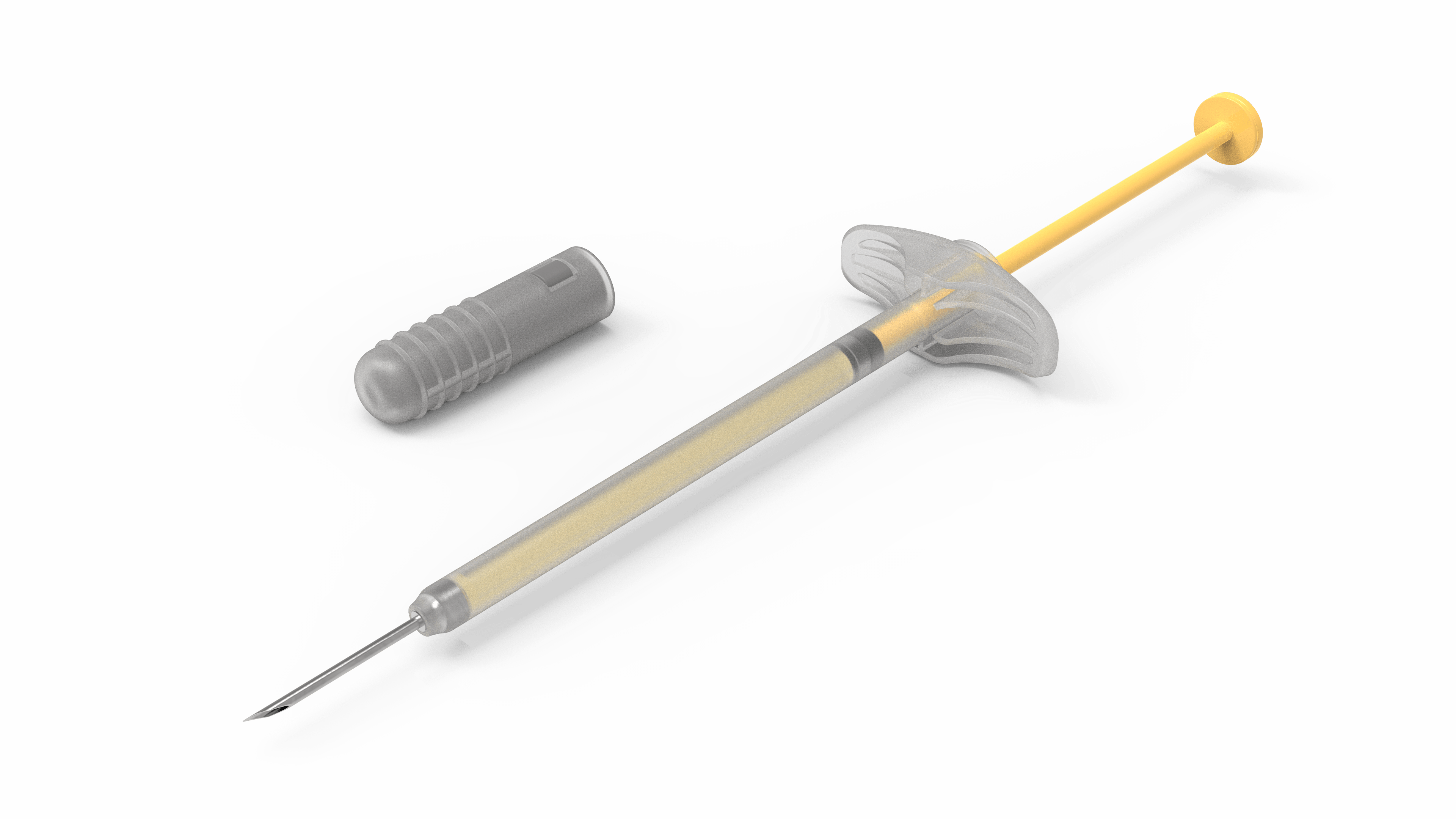 Micro Syringe for viscous drugs
